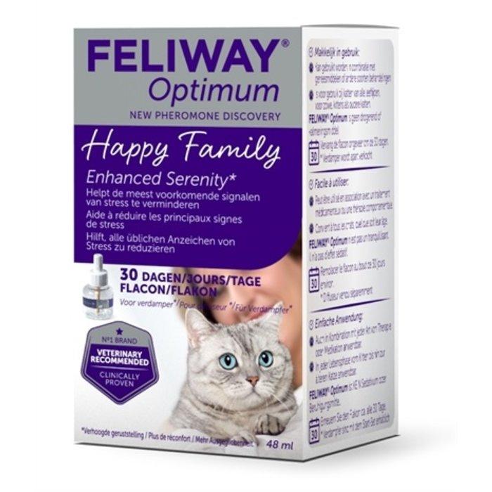 Feliway optimum navulling