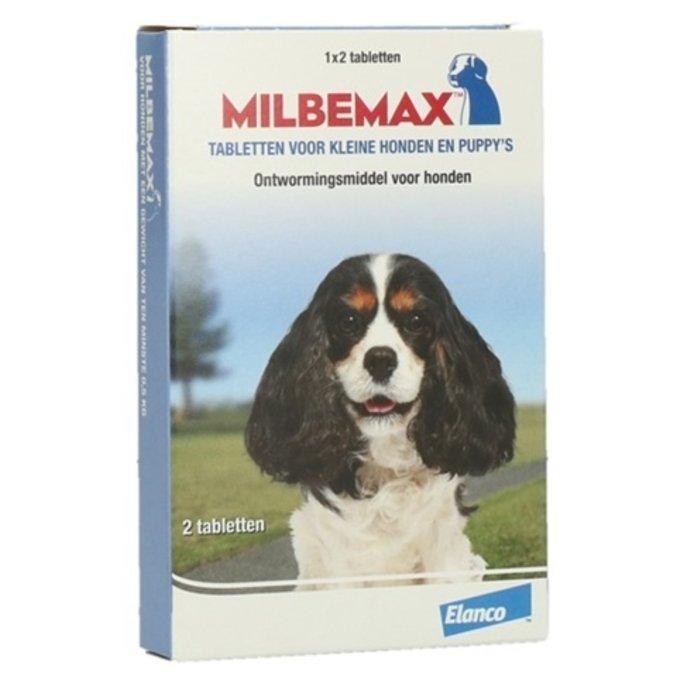 Milbemax kleine hond / pup