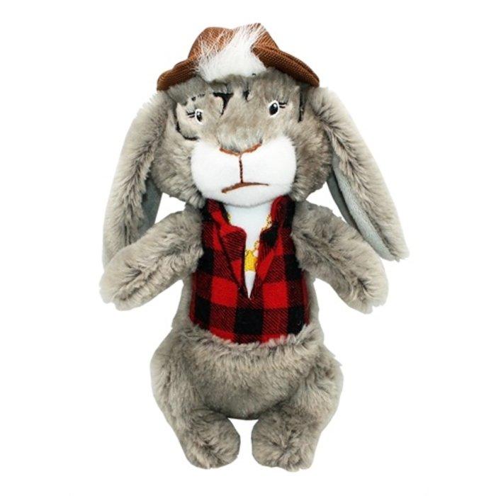 Happy pet dandy dude konijn