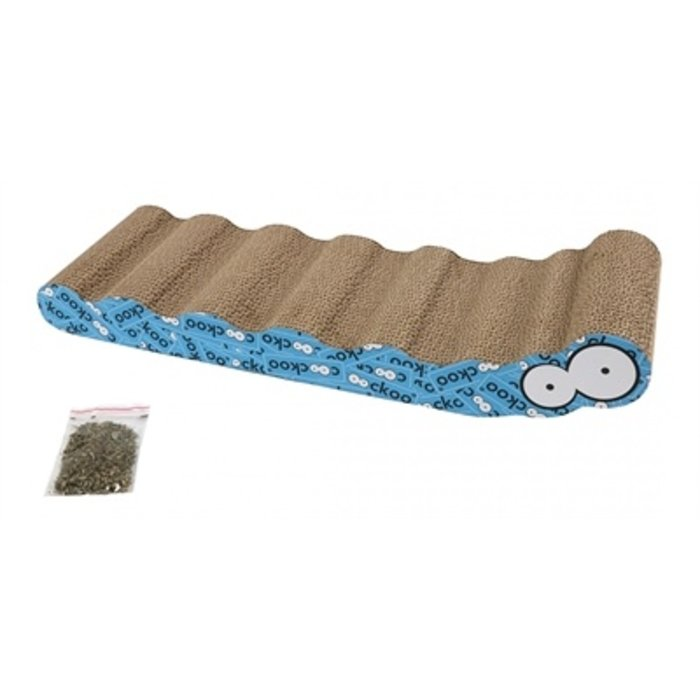 Coockoo krabplank wobby karton