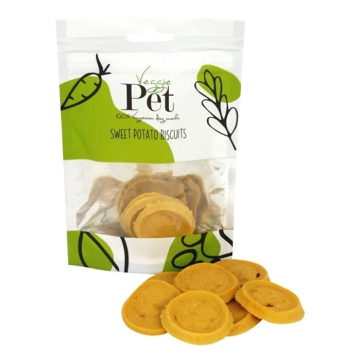 Veggie pet sweet potato biscuits