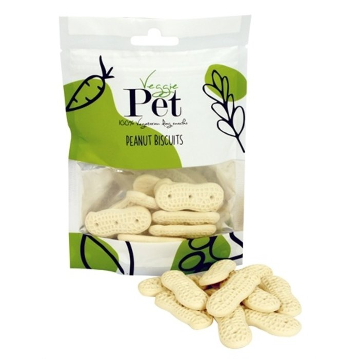 Veggie pet peanut biscuits