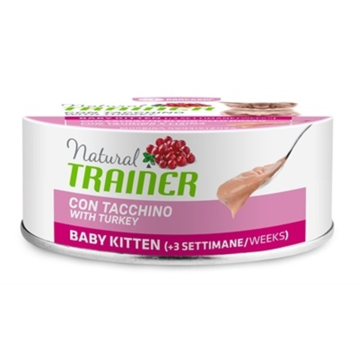 Natural trainer cat kitten turkey blik