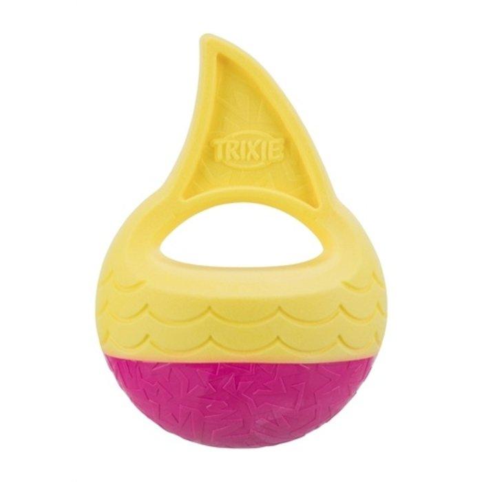 Trixie aqua toy haaienvin drijvend tpr