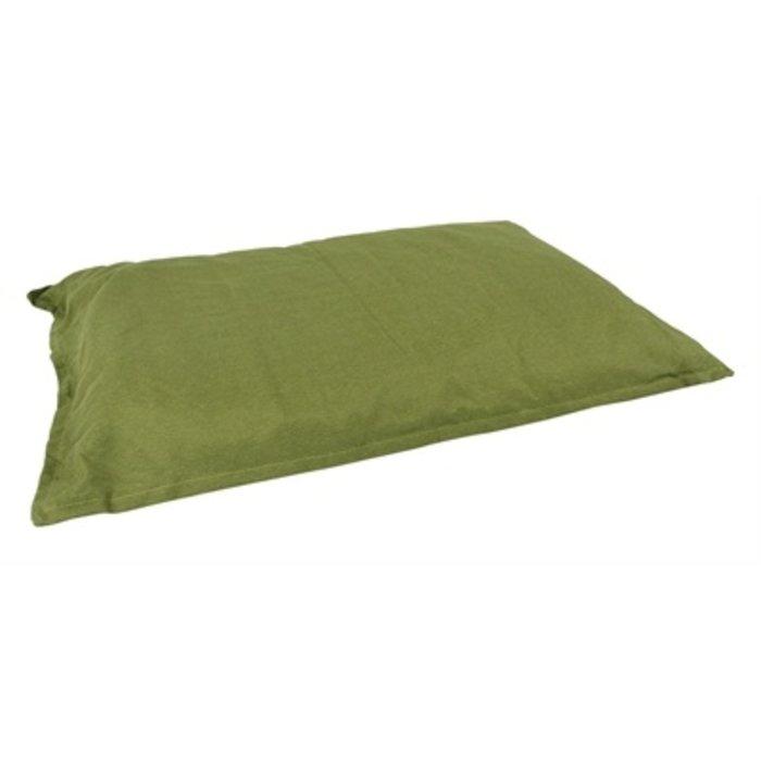 Woefwoef hondenkussen comfort panama groen