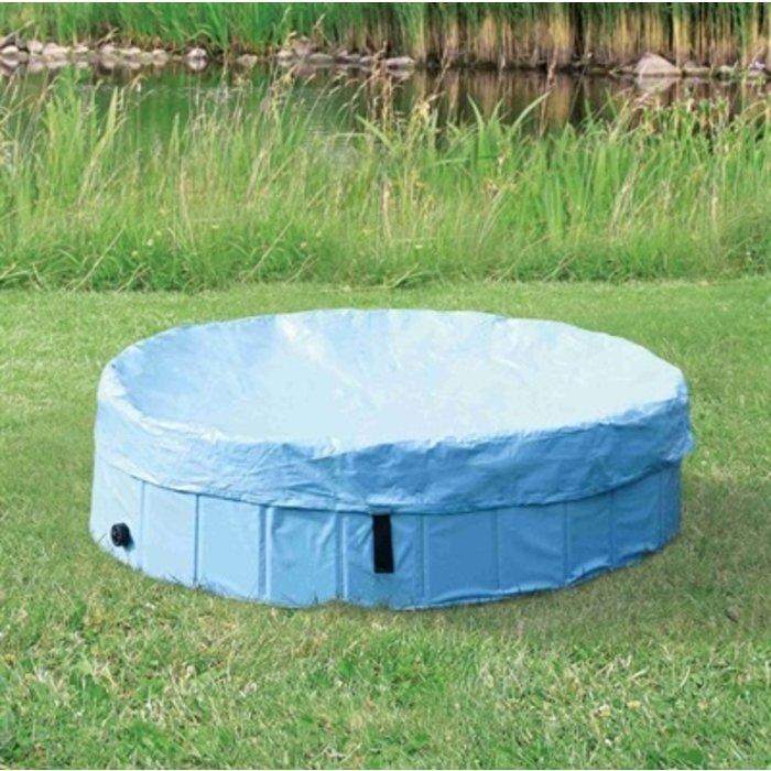 Trixie afdekzeil voor hondenzwembad lichtblauw