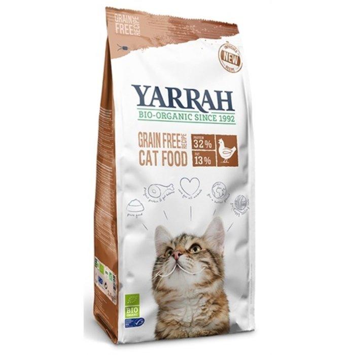 Zzzyarrah cat adult graanvrij kip / vis