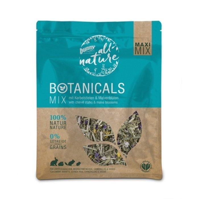 Bunny nature botanicals maxi  mix kervelstelen / malvebloesem