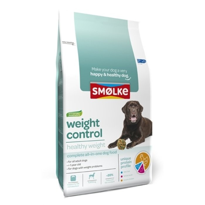 Smolke weight control