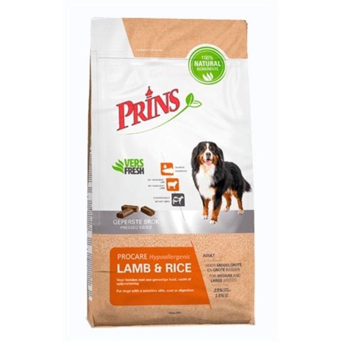 Prins procare lam/rijst