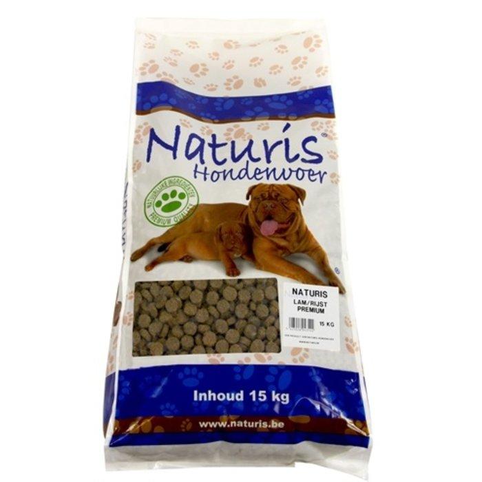 Naturis brok lam / rijst premium