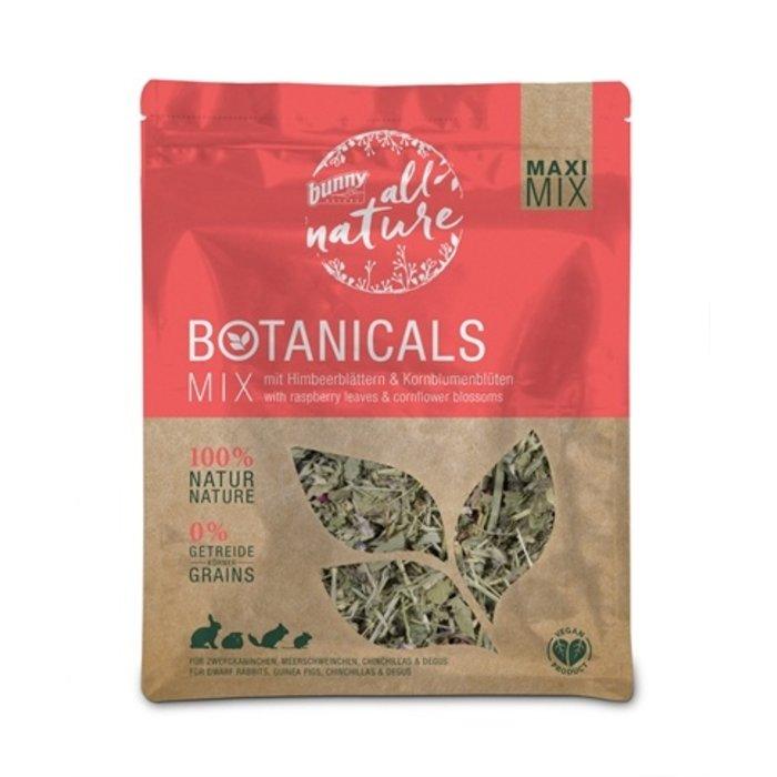 Bunny nature botanicals maxi mix frambozenblad / bloemkoolbloesem
