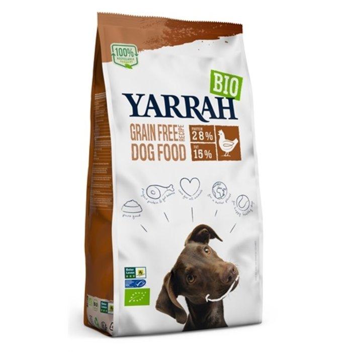 Yarrah dog adult graanvrij kip/vis