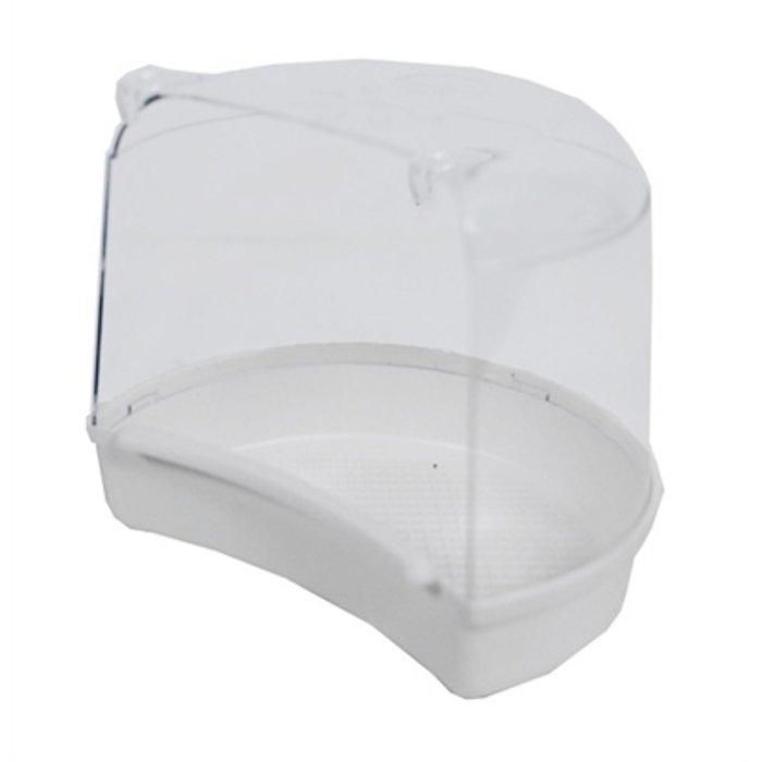 Boon badhuis voor ronde kooien wit