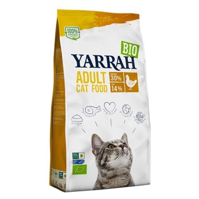 Yarrah cat biologische brokken kip