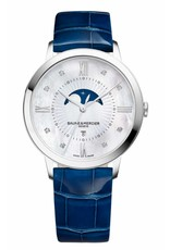Baume & Mercier Classima quartz moonphase