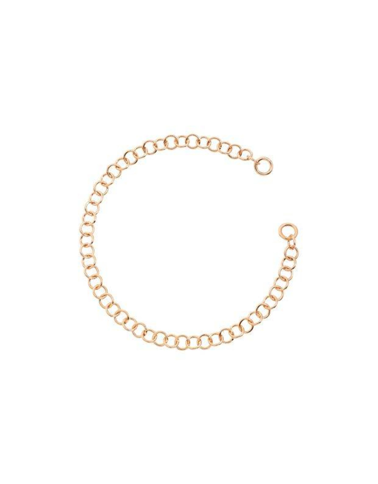 DoDo Armband Light rose goud