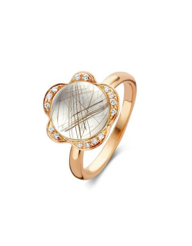 Bigli Ring Lilly Bloom