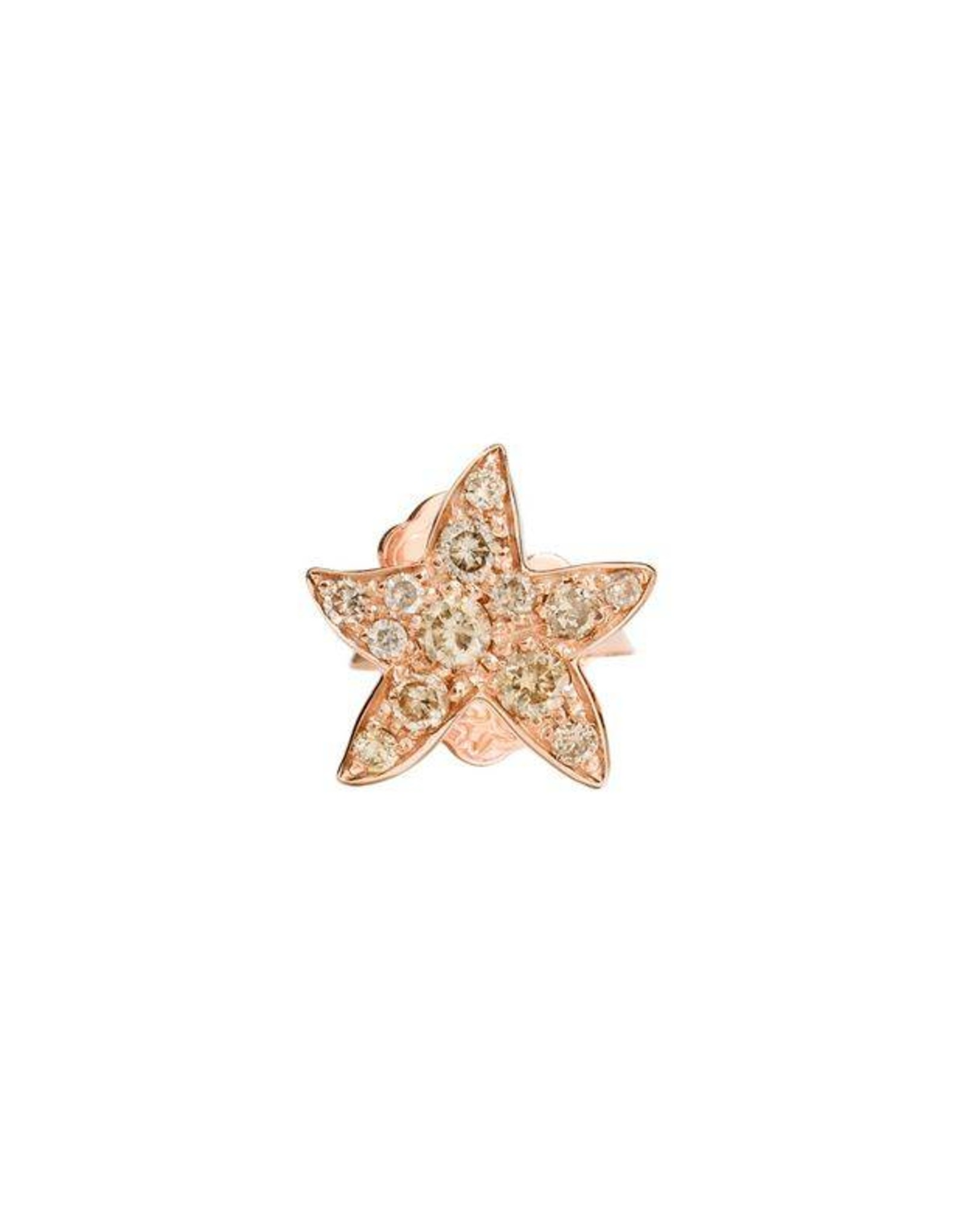 DoDo Oorring Starfish  (1 stuk)