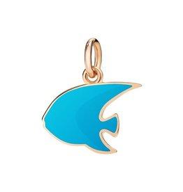 DoDo Charm Angelfish azuurblauw