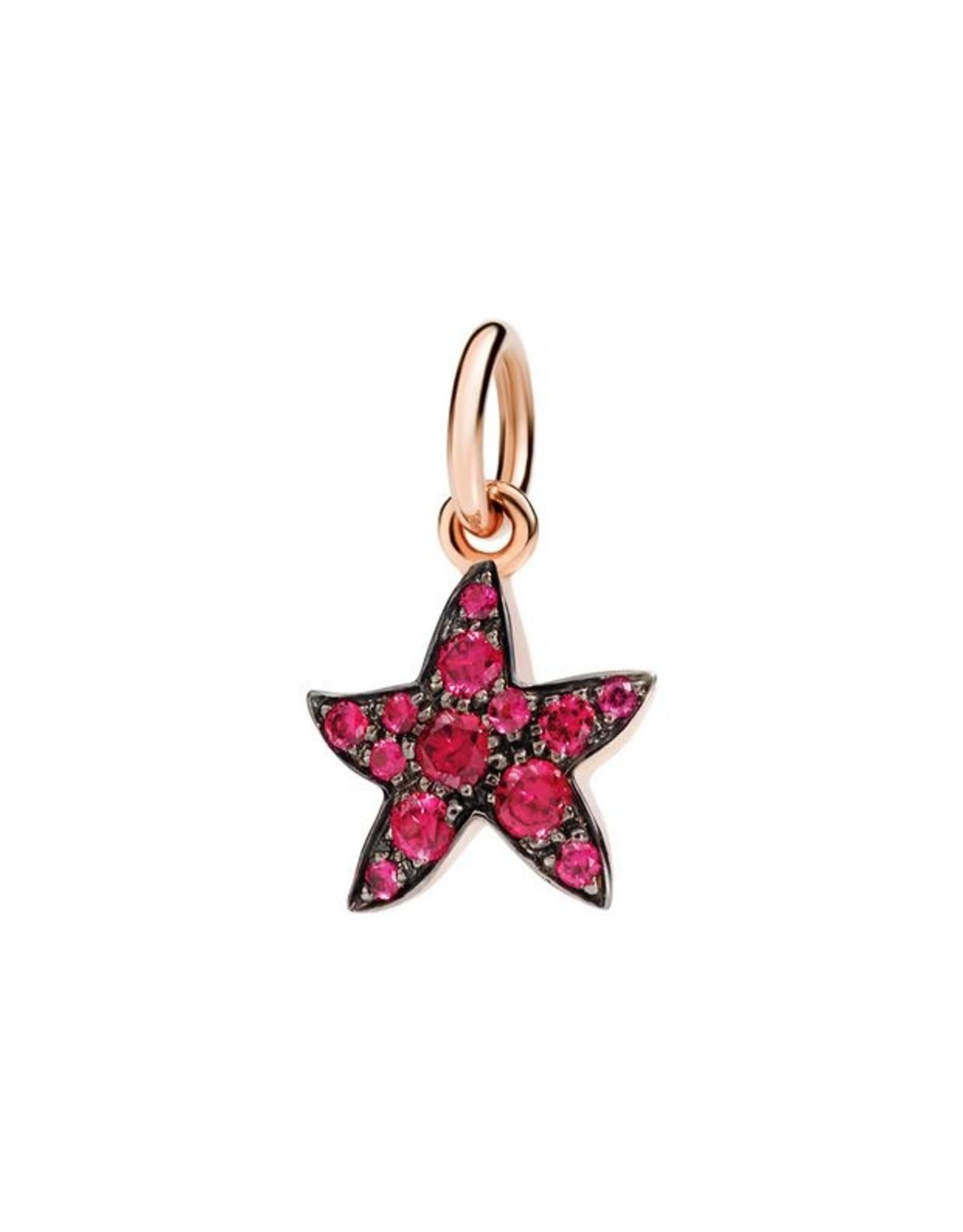 DoDo Charm Star robijn