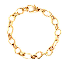 Clioro Armband rood goud