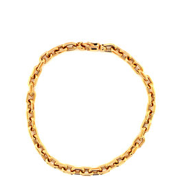 Armband rood goud