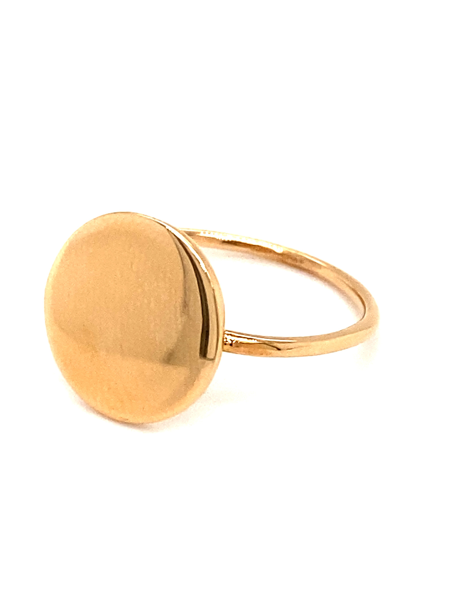 Ring rood goud