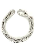 Clioro Armband wit goud