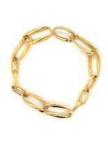 Clioro Armband geel goud