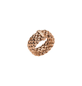 Fope Ring Essentials rood goud