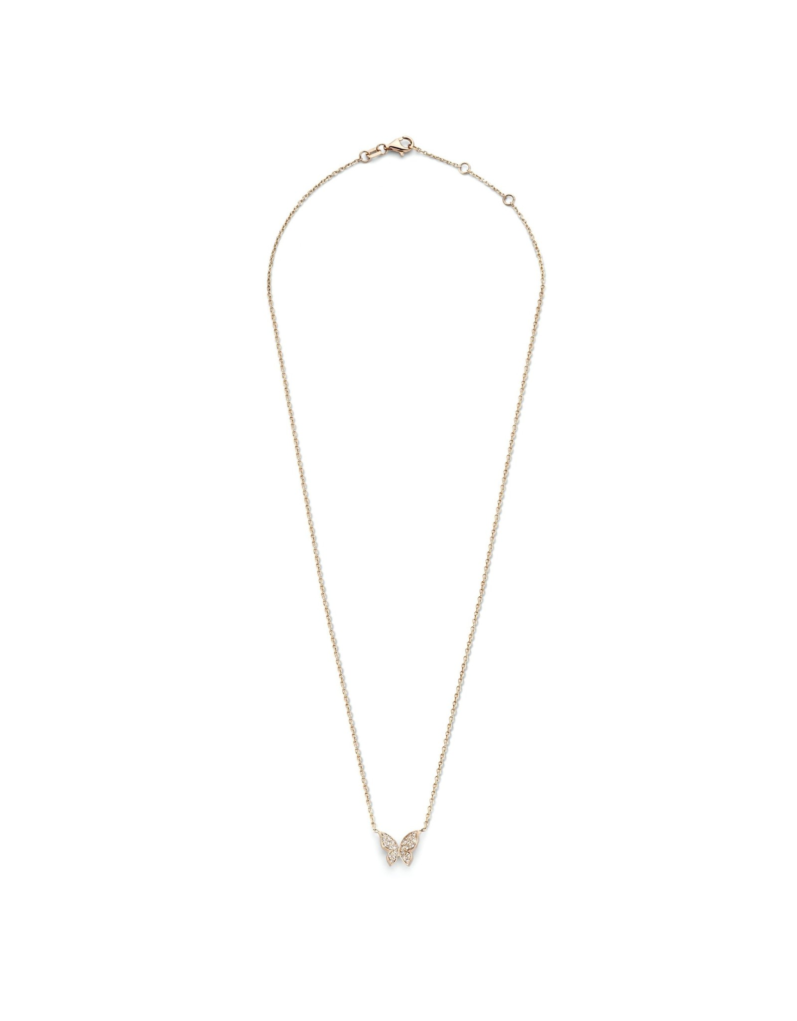 Valkiers Collier Papillon small
