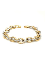 Armband geel en wit goud