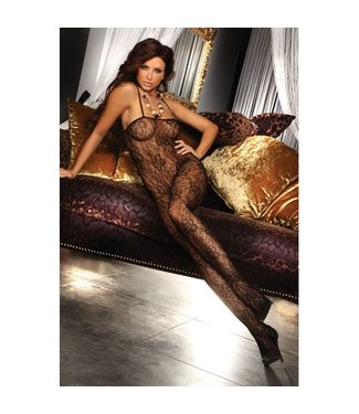 Livia Corsetti Fashion Danae Catsuit - Zwart