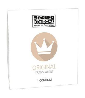 Secura Kondome Secura Original Condoom -  1 Stuk