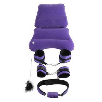 Fetish Fantasy Series Purple Pleasure Bondage Set