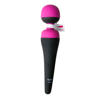Swan Vibes Palm Power Personal Massager - wand vibrator