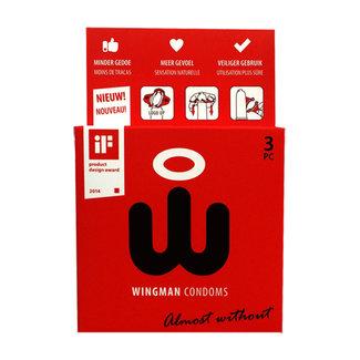 Wingman Condooms Wingman Condooms 3 Stuks