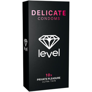 Level Delicate Condooms - 10 Stuks