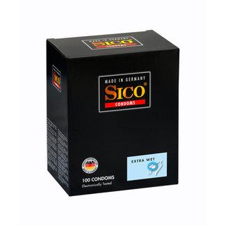 Sico Sico Extra Wet Condooms - 100 Stuks