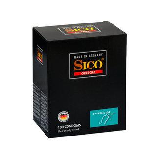 Sico Sico Spermicide Condooms - 100 Stuks