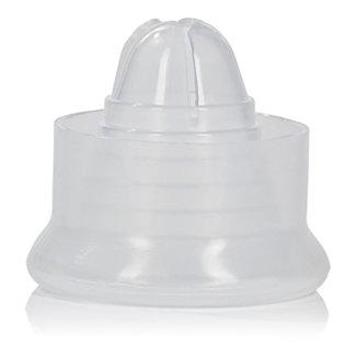 CalExotics Witte siliconen penispomp sleeve