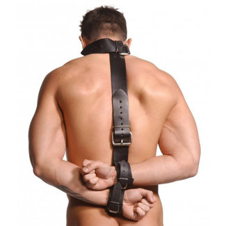 Strict Leather Strict Leather Neck-Wrist Restraint