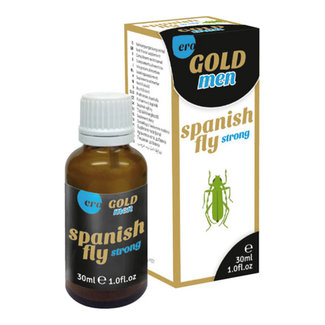 Ero by Hot Spanish Fly Mannen - Gold strong 30 ml
