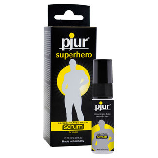 Pjur Pjur superhero delay serum