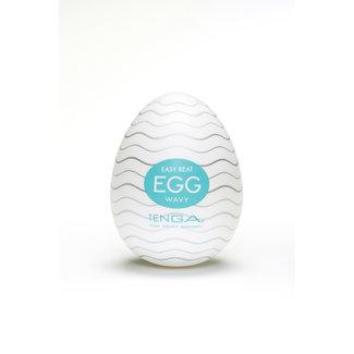 Tenga Tenga Egg - Wavy