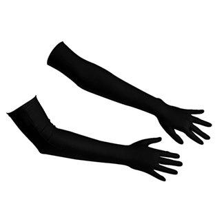 Cottelli Collection Satijnen handschoenen
