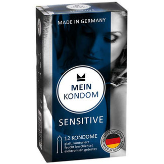 MEIN KONDOM Mein Kondom Sensitive - 12 Condooms