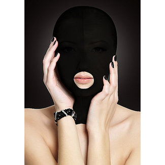 Ouch Subversion Masker - Zwart