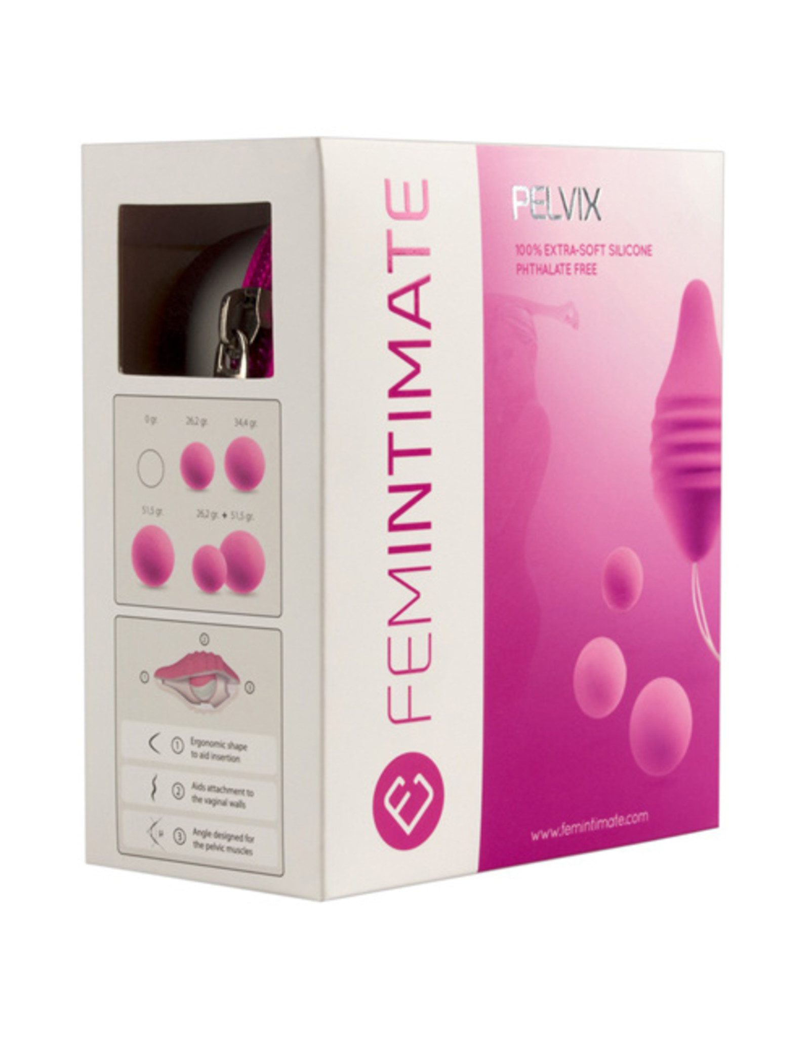 Femintimate Pelvix - Vaginale Balletjes